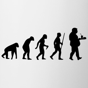 FAST FOOD EVOLUTION! Schürzen - Tasse