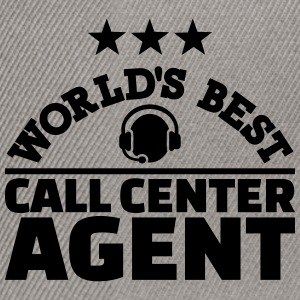 Call center T-Shirts - Snapback Cap