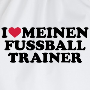 Fussball Trainer T-Shirts - Turnbeutel