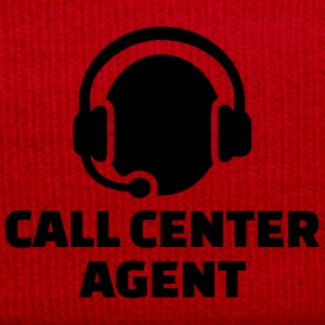 Call center T-Shirts - Wintermütze