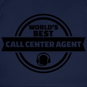 Call center T-Shirts - Baseballkappe