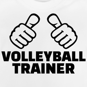 Volleyball Trainer T-Shirts - Baby T-Shirt