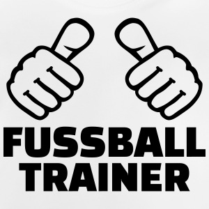Fussball Trainer T-Shirts - Baby T-Shirt