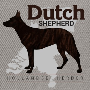 Dutch Shepherd - Snapback Cap