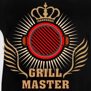 grillmaster_06201606 T-Shirts - Baby T-Shirt