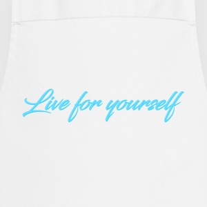 Live For Yourself Mens - Cooking Apron