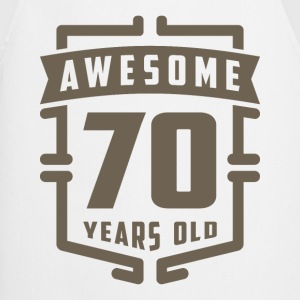 Awesome 70 Years Old - Cooking Apron