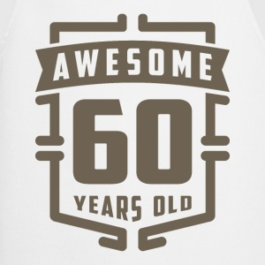 Awesome 60 Years Old - Cooking Apron