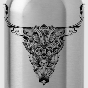 Head of a bull T-Shirts - Water Bottle