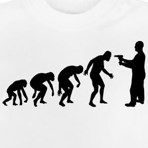FUCK THE EVOLUTION! Shirts - Baby T-Shirt