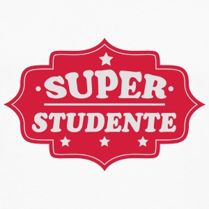 Super studente Tee shirts - T-shirt manches longues Premium Homme