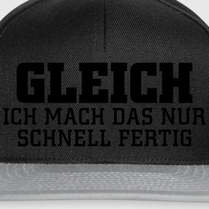gleich Pullover & Hoodies - Snapback Cap