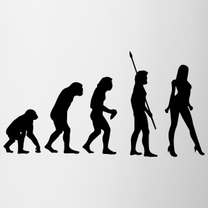 SEXY EVOLUTION! Tee shirts - Tasse