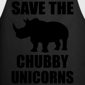 Save The Chubby Unicorn T-Shirts - Cooking Apron