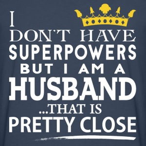 SUPER HUSBAND! T-Shirts - Men's Premium Longsleeve Shirt
