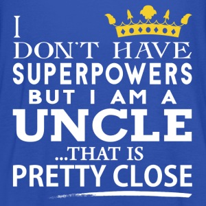 SUPER UNCLE! T-Shirts - Women's Tank Top by Bella