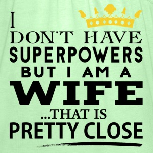 SUPER WIFE! T-Shirts - Women's Tank Top by Bella