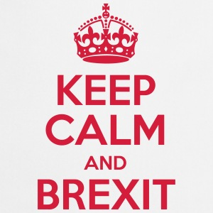 Keep Calm and Brexit T-Shirts - Cooking Apron