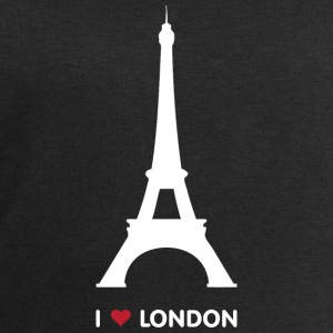 I Love London - Mannen sweatshirt van Stanley & Stella