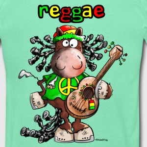 Reggae Horse Hoodies & Sweatshirts - Men's T-Shirt