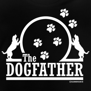 TD - Hunde Shirts - The Dogfather - Bestseller unter unseren Hunde Designs - RAHMENLOS Geburtstag Ge T-Shirts - Baby T-Shirt