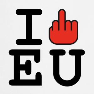 i fck EU European Union Brexit Mugs & Drinkware - Cooking Apron