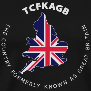 New England Union Jack Tops - Men's Premium T-Shirt