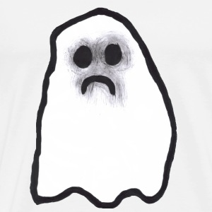 Mr S Ghostie Buttons - Men's Premium T-Shirt