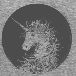 Head of a unicorn Sports wear - Men's Premium T-Shirt