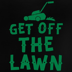 get off the lawn with lawn mower Shirts - Baby T-Shirt