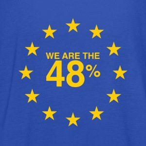 I voted Remain 48% - Women's Tank Top by Bella