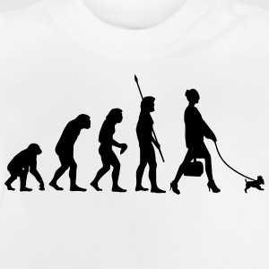 DOGS EVOLUTION! Shirts - Baby T-Shirt