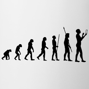 MOBILE EVOLUTION! Magliette - Tazza