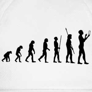 MOBILE EVOLUTION! Shirts - Baseball Cap