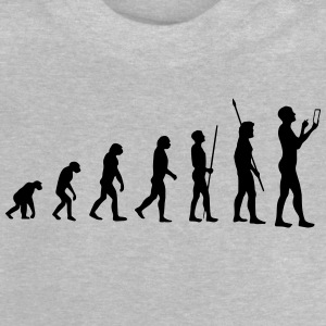 HANDY EVOLUTION! Langarmshirts - Baby T-Shirt
