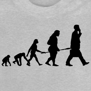 MOBILE EVOLUTION Long Sleeve Shirts - Baby T-Shirt