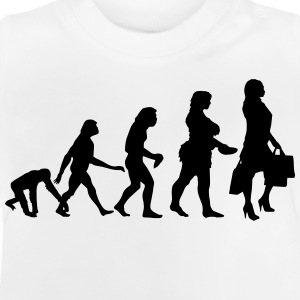 SHOPPING QUEEN EVOLUTION T-Shirts - Baby T-Shirt