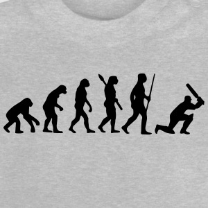CRICKET EVOLUTION Langarmshirts - Baby T-Shirt