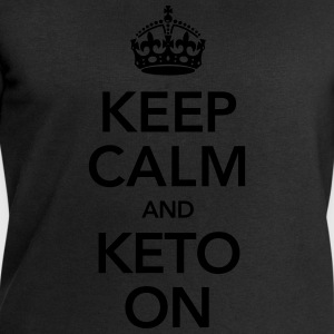 Keep Calm And Keto On T-skjorter - Sweatshirts for menn fra Stanley & Stella