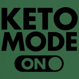 Keto Mode (On) Tee shirts - Tablier de cuisine
