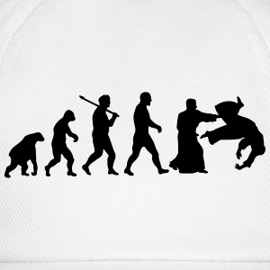 Evolution: Aïkido Shirts - Baseballcap