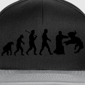 Evolution: Aïkido Sweat-shirts - Casquette snapback