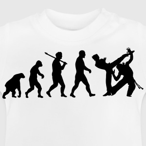 Evolution: Capoeira T-shirts - Baby T-shirt