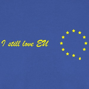 I still love EU - Men's Sweatshirt