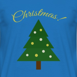 Christmas Tree - Men's T-Shirt