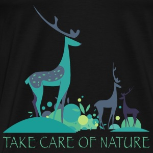 take_care_of_nature_06201602 Baby Bodys - Männer Premium T-Shirt