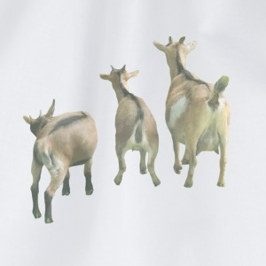 goats  - Drawstring Bag