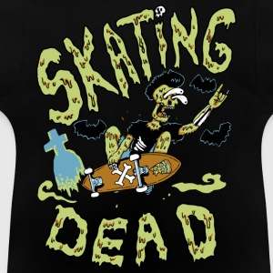 skatingdead Sweats - T-shirt Bébé