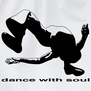 Dance With Soul - Drawstring Bag
