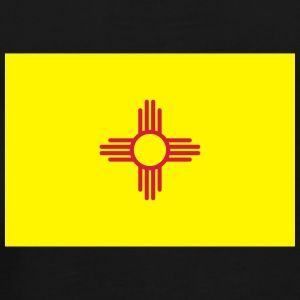 Flag New Mexico Other - Men's Premium T-Shirt